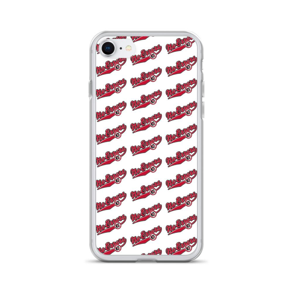 NE iPhone Case - No Errors Sports
