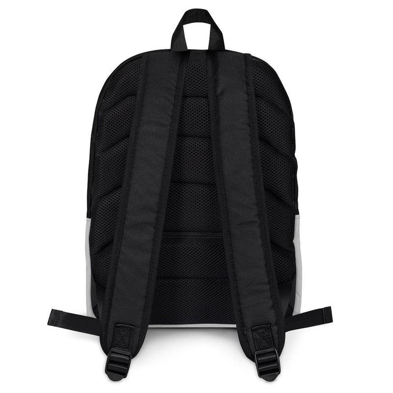 NE NO RUN S NO HITS SCOOL Backpack - No Errors Sports