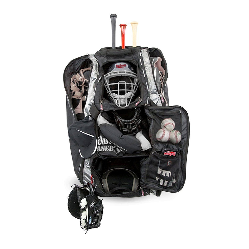 NO E2 Catchers Bag - No Errors Sports
