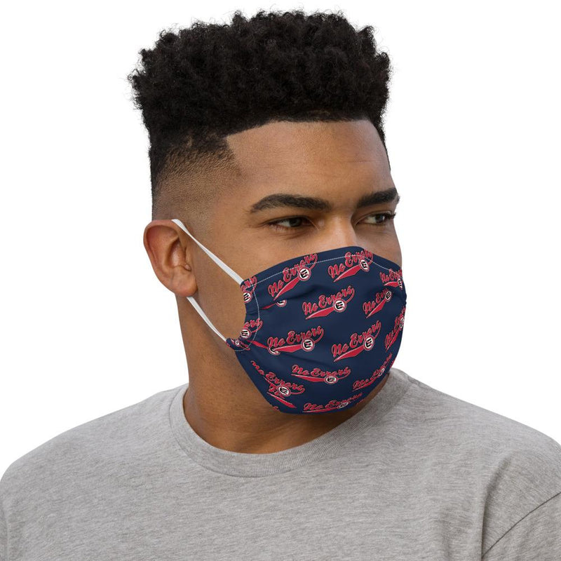 No Errors Logo Face Mask - No Errors Sports