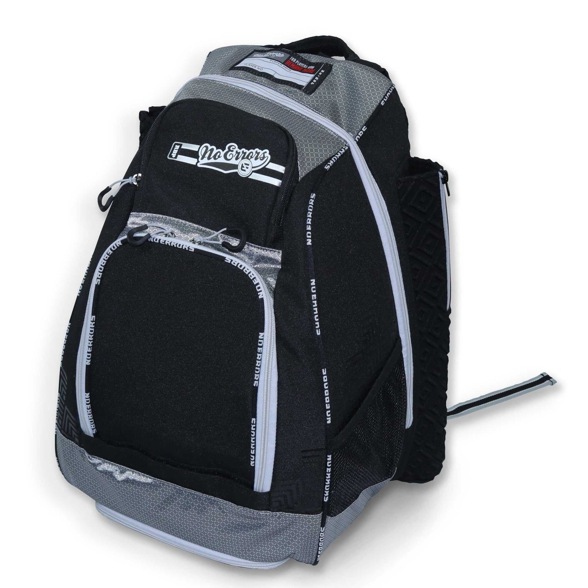 RBP Backpack Bag by No Errors | Perfect for Baseball, Softball Gear