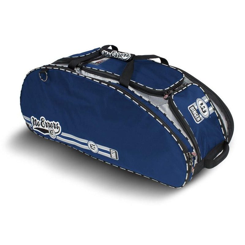 The Dinger II Wheeled Bat Bag by No Errors