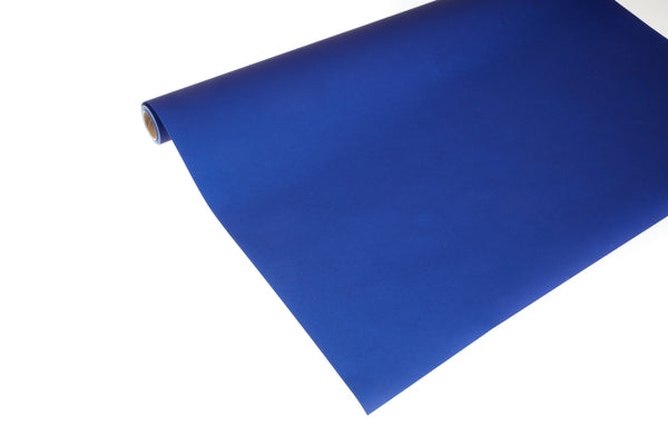 10m Roll Mid Blue Recyclable Kraft Paper