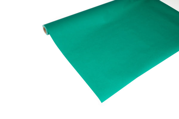 10m roll Emerald Green Kraft Paper