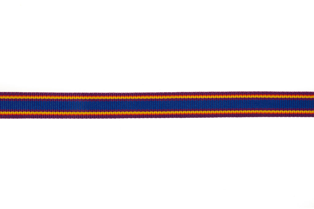 10m Roll Multi-Stripe Ribbon