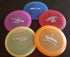 Quest AT Disc Golf