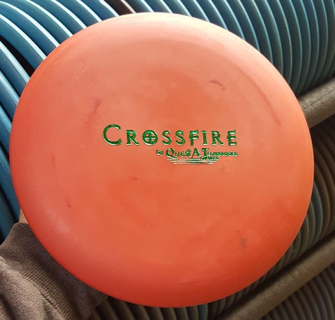 Crossfire - Approach/Putter Disc Golf Disc
