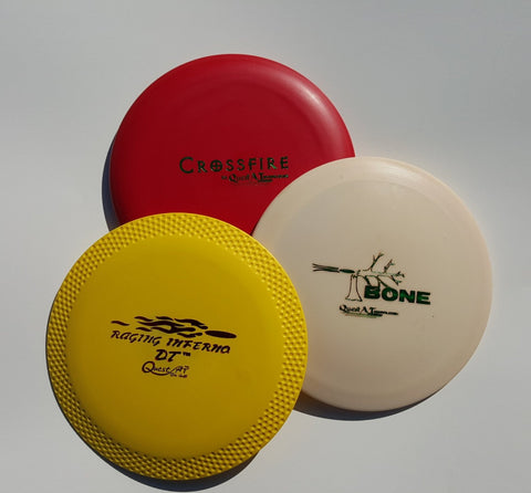 Quest AT Disc Golf Starter Set