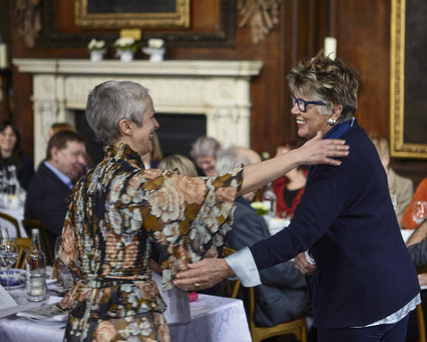 Prue Leith and Jane Clarke