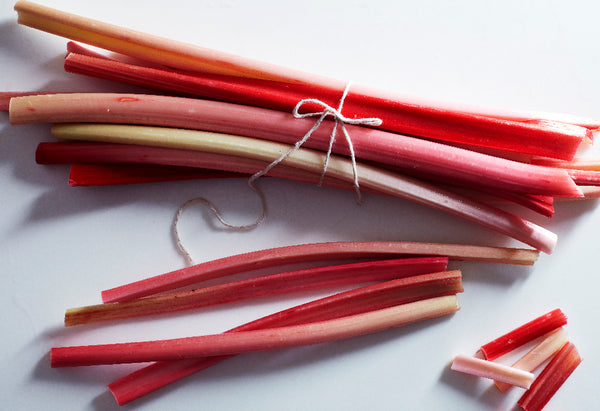 Rhubarb from Nourish by Jane Clarke