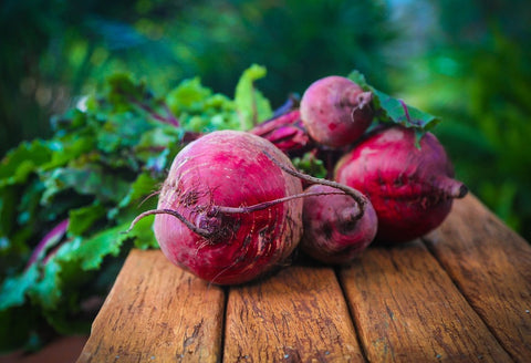 fresh beetroof