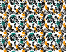 Load image into Gallery viewer, Leopard Print Animal Pattern - Icing - ISA131 - Sugar, Frosting Paper, Sugar Art