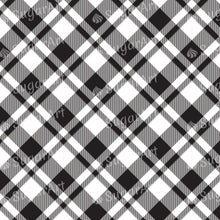 Load image into Gallery viewer, Tarta Scotland Plaid Pattern - Icing - ISA146