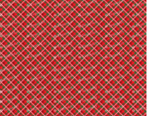 Load image into Gallery viewer, Classic Red Tartan - Icing - ISA148