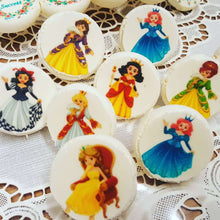 Load image into Gallery viewer, Princesses of Fairy Tales  - ESA014 - Sugar Art