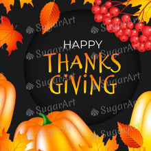 Load image into Gallery viewer, Happy Thanksgiving set of 2 - Icing - ISA177