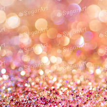 Load image into Gallery viewer, Glitter Gold Bokeh - Icing - ISA201