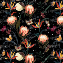 Load image into Gallery viewer, Protea Flowers Garden Pattern - Icing - ISA241