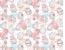 Load image into Gallery viewer, Easter Eggs Pastel Colors - Icing - ISA246