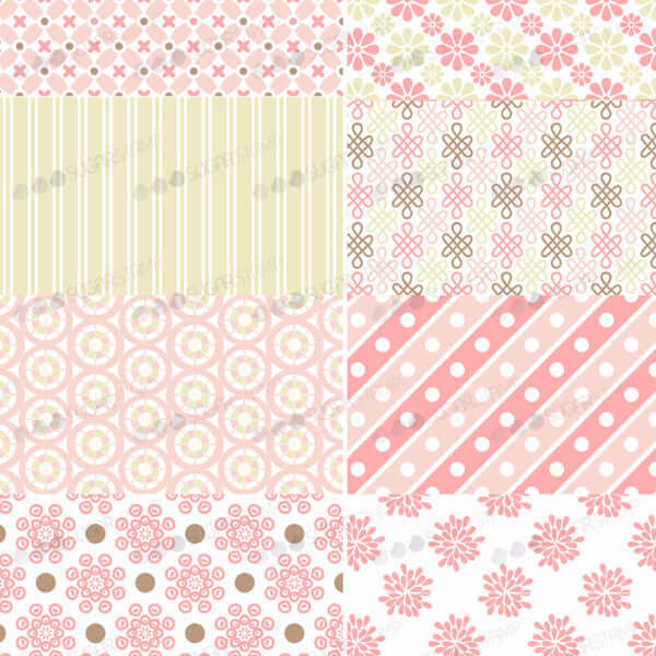 Pink Flowers, Tenderness - B18-Sugar Stamp sheets-Sugar Art