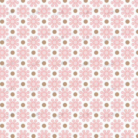 A beautiful floral pattern - B21