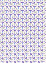 Load image into Gallery viewer, Watercolor Lavender Background - BSA028-Sugar Stamp sheets-Sugar Art