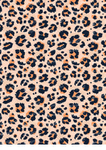 Load image into Gallery viewer, Leopard Prints Pattern - BSA073-Sugar Stamp sheets-Sugar Art