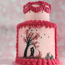 Load image into Gallery viewer, Cake Decorating Class - Valentine's Day - con Pamela di Pamela Cake Planner