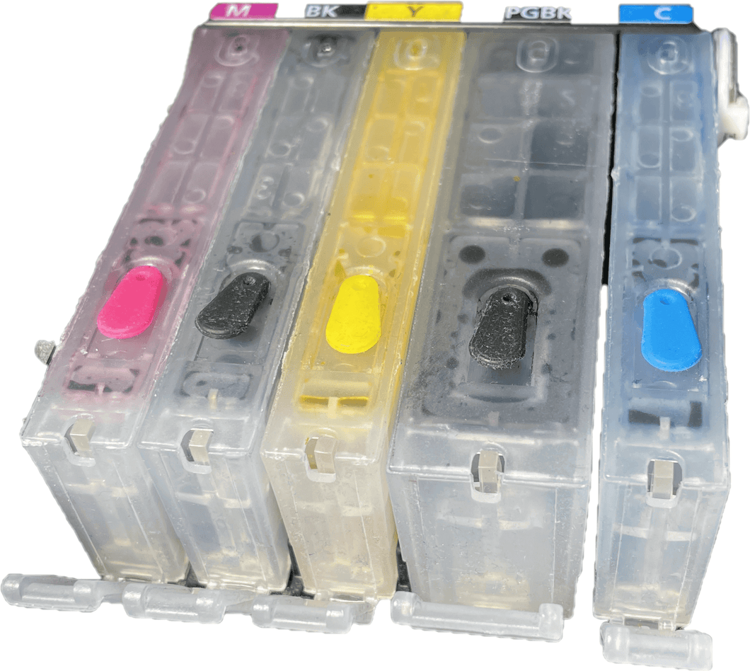 Canon Premium Edible Ink Cartridges 250-251XL Tank Set - 5 tanks