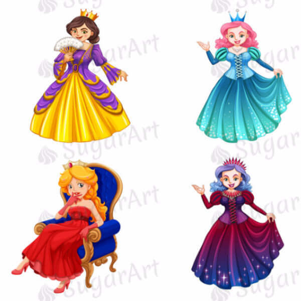 Princesses of Fairy Tales  - ESA014