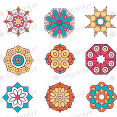 Mandalas Collection - ESA028