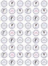 Load image into Gallery viewer, Congratulations! - ESA033-Sugar Stamp sheets-Sugar Art