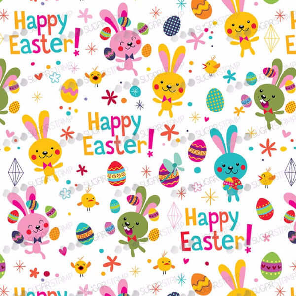 Happy Easter! - H26