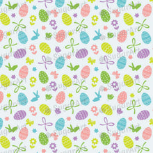 Load image into Gallery viewer, Cute Easter Pattern - HSA001 - Sugar Art