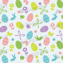 Load image into Gallery viewer, Cute Easter Pattern - HSA001-Sugar Stamp sheets-Sugar Art