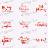 Love Quotes Collection - HSA012