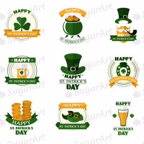 Happy St. Patrick's Day! - HSA020