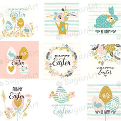 Happy Easter - HSA059