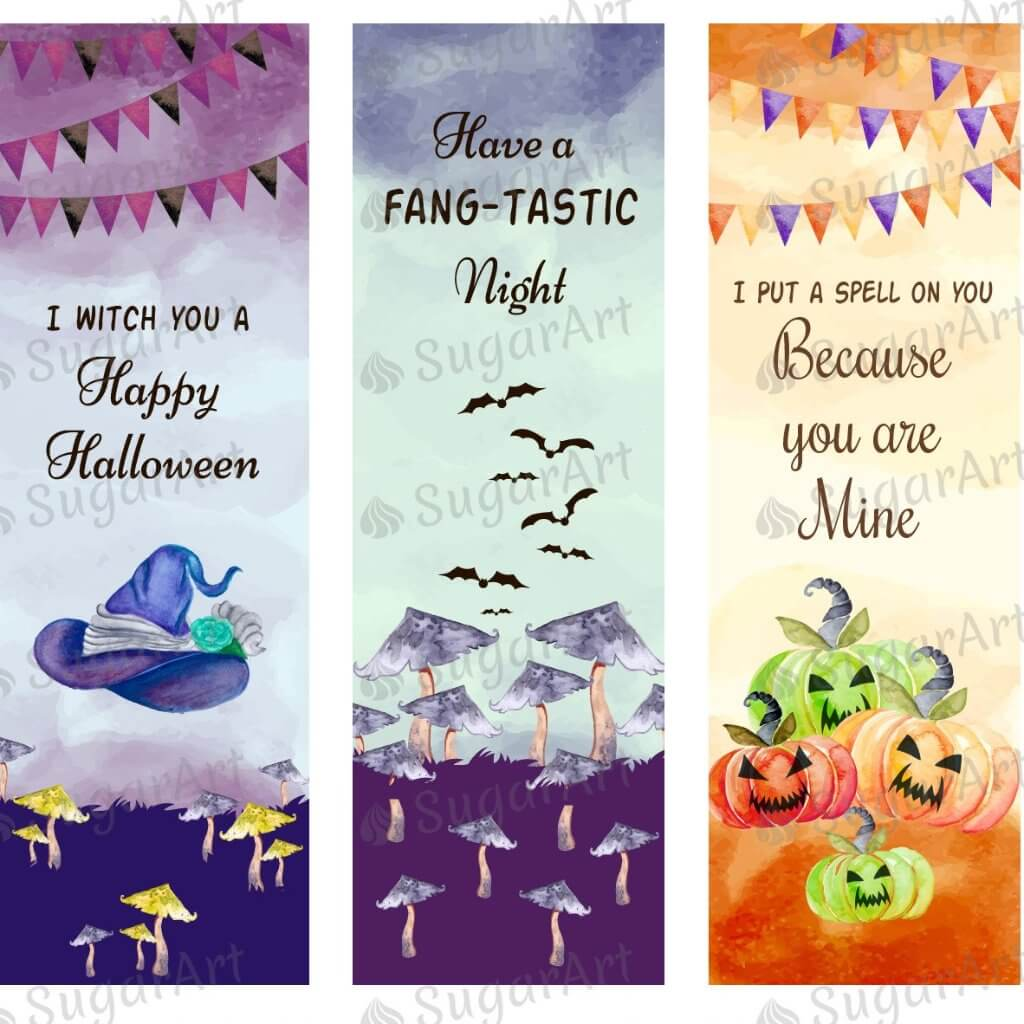 Halloween Quotes, Rectangles - 1.2