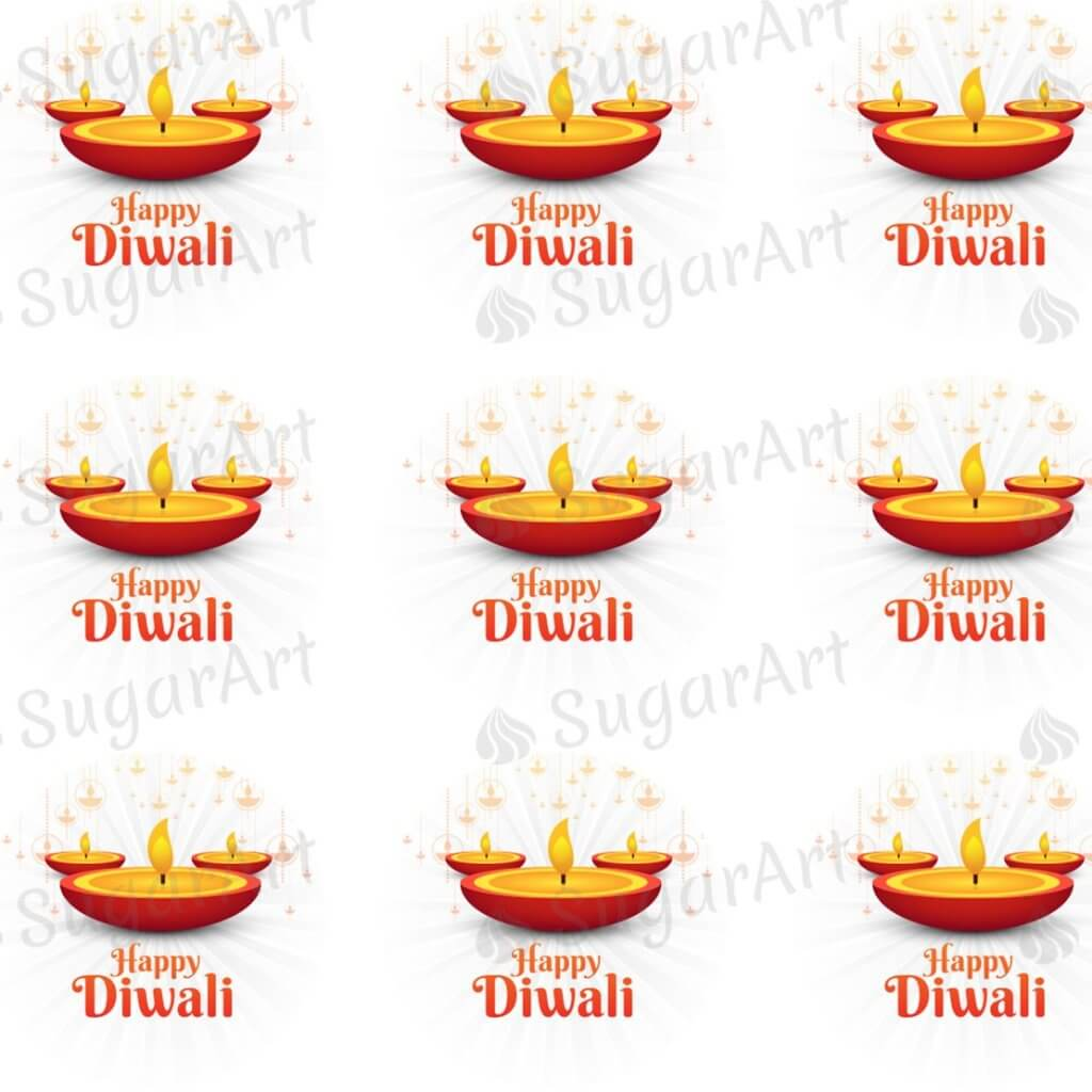 Happy Diwali - HSA073