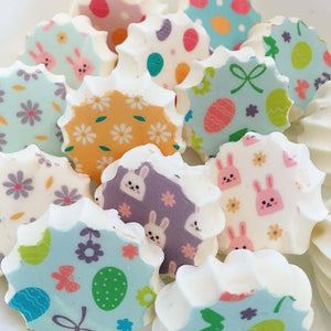 Easter Day Background - HSA032 - Sugar Art