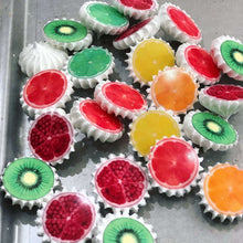 Load image into Gallery viewer, Round Fruit Slice Collection - ESA068 - Sugar Art