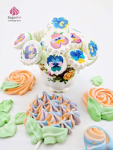 Load image into Gallery viewer, Top pick piping nozzles set of 9 pcs for Meringues & other Desserts - Sugar Art