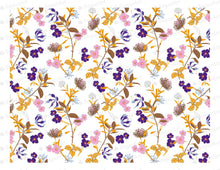 Load image into Gallery viewer, Blooming Garden Floral Pattern - Icing - ISA022 - Sugar Art