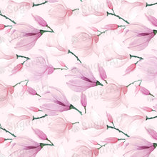 Load image into Gallery viewer, Blooming Magnolia - Icing - ISA041-Icing/Frosting Paper-Sugar Art