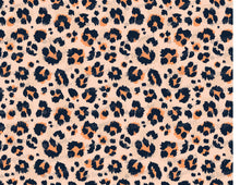 Load image into Gallery viewer, Leopard Prints Pattern - Icing - ISA054-Icing/Frosting Paper-Sugar Art