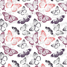 Load image into Gallery viewer, Butterflies Pattern - Icing - ISA057-Icing/Frosting Paper-Sugar Art