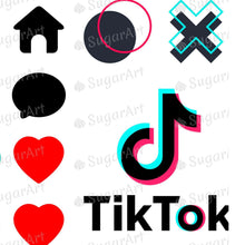 Load image into Gallery viewer, TikTok Collection Set - Icing - ISA195