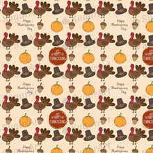 Load image into Gallery viewer, Thanksgiving - Background - SA06 - Sugar Art