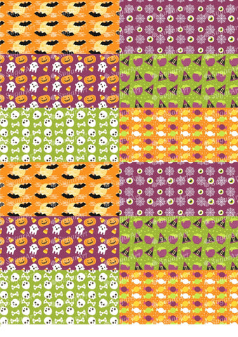 Pattern for Happy Halloween - SA37